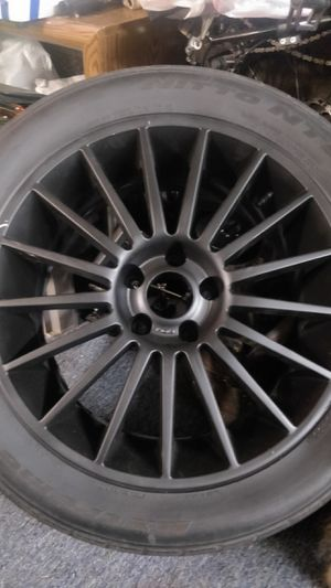 ROH rims 18x8 5x114 for Sale in Bellevue, WA