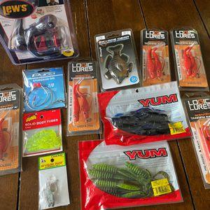 Fishing Gear for Sale in Sacramento, CA
