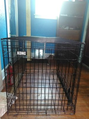 Kong dog kennel for Sale in Creve Coeur, IL