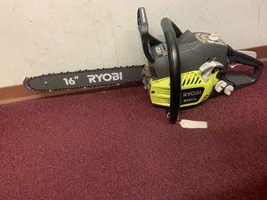 "Ryobi 16"" Chainsaw for Sale in Austin, TX"