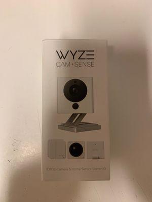 WYZE CAM + SENSE 1080p Camera & Home Sensor Starter Kit for Sale in Murfreesboro, TN