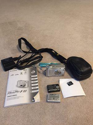 Fuji film FinePix F10 digital Camera for Sale in Hermitage, TN