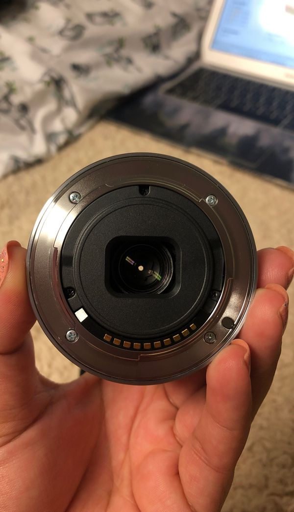 SONY 16mm 2.8 Wide Angle Lens