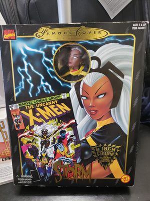 """NEW Marvel Famous Covers """"Storm"""" MIB Nr! for Sale in Garden Grove, CA"""