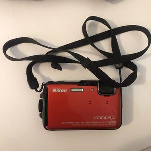 Nikon CoolPix AW110 Waterproof Camera for Sale in Portland, OR