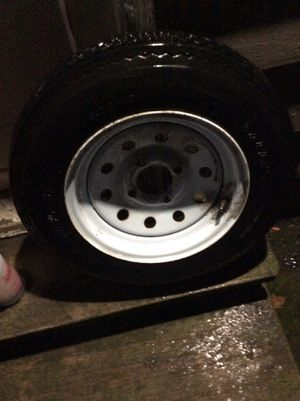 Spear tire Witt rim for pop up trailer for Sale in Kent, WA