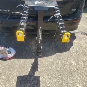 Softride hitch bike rack for Sale in Ridgefield, WA