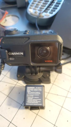 Garmin VIRB XE with extra battery $225 or best offer for Sale in Saginaw, TX
