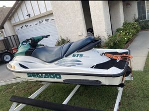 2001 jet ski / seadoo for Sale in Los Angeles, CA
