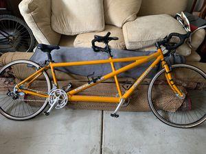 Cannondale tandem road bike for Sale in San Rafael, CA
