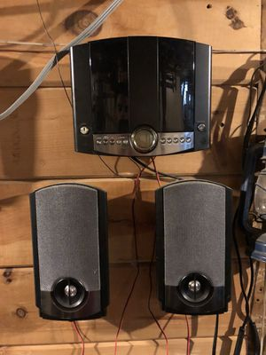 Speaker stereo radio system for Sale in Fall River, MA