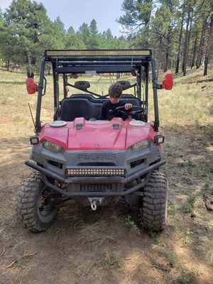 Toy hauler & Polaris Ranger for Sale in Glendale, AZ