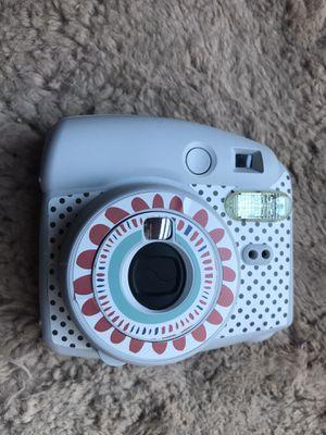 Mini Polaroid camera w/ case & satchel for Sale in Boston, MA