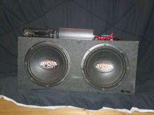 Stereo system for Sale in Murfreesboro, TN