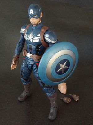 marvel legends captain america movie for Sale in Oakland, CA