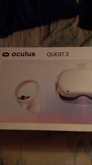 Oculus Quest 2 All-in-on VR Gaming Headset 256GB for Sale in Torrington, CT