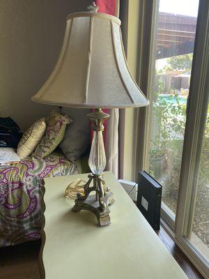Crystal lamp for Sale in Phoenix, AZ