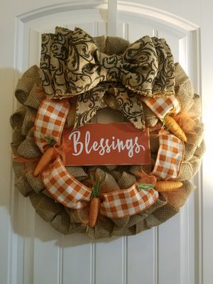 Easter Blessings Wreath for Sale in Mount Juliet, TN