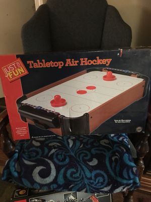 Air hockey table top for Sale in Stanwood, WA