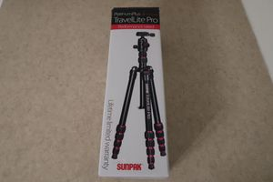 TravelLite Pro Tripod by sunpak for Sale in Ithaca, NY