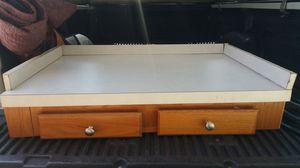 """36"""" pencil drawer with counter and kitchen counter only no sink no cabinets under for Sale in Tampa, FL"""