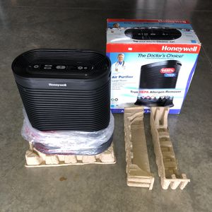 *NEW* Honeywell True HEPA 310 sq. ft. Allergen Remover Air Purifier for Sale in Manteno, IL