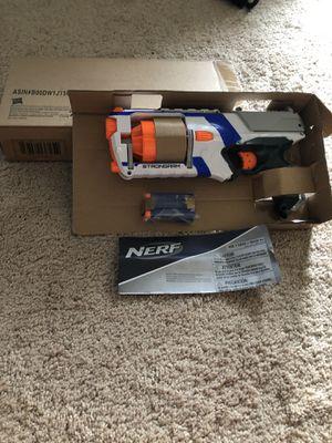 Nerf N strike Elite Strongarm Blaster for Sale in Martinez, CA