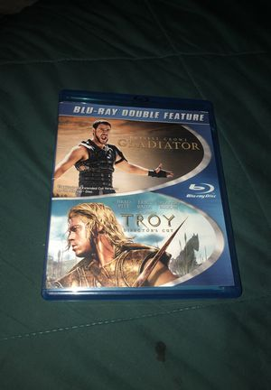 BLU RAY DOUBLE FEATURE for Sale in Hyattsville, MD