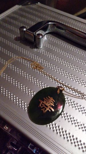 Chinese Emblem Necklace for Sale in HOFFMAN EST, IL