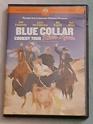 Blue Collar Comedy Tour movie for Sale in Bloomington, IL