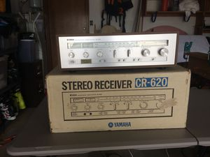 Yamaha receiver for Sale in Bend, OR