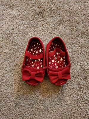 Baby Shoes - Red size 2 for Sale in Hayward, CA