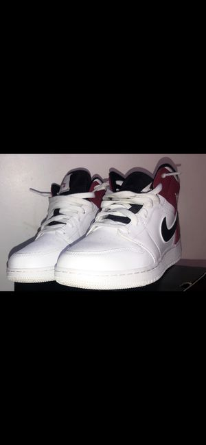 Air jordan's , only worn once . bought these for $110 but they're going for $95 🥳 for Sale in Baytown, TX