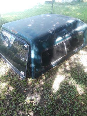 1995 Dodge Ram Camper Shell for Sale in Highlands, TX