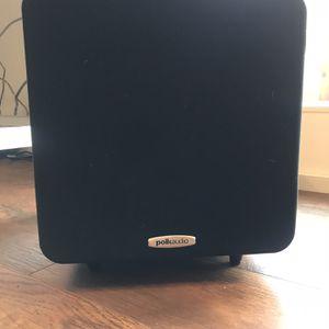 Polk Audio subwoofer PSW111 for Sale in Danville, CA