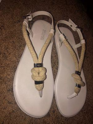 Michael kors sandals for Sale in San Jacinto, CA