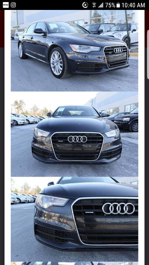 2014 audi a6 3.0T quattro for Sale in Chantilly, VA