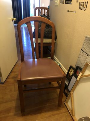 2 dining table chairs for Sale in Phoenix, AZ