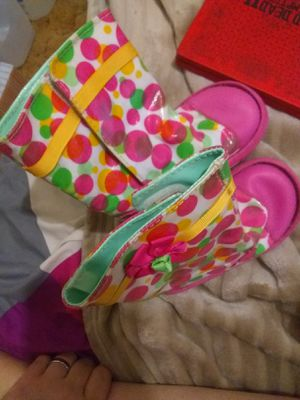 Size 6 girls boots for Sale in New Carlisle, IN