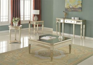 Brand New Mirrored Luxury Table set for Sale in Hayward, CA