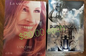 Perfume and cologne for Sale in Odessa, TX