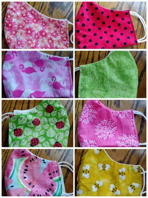 Cottpn face covers for Sale in Garland, TX