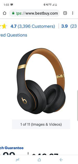 Beats wireless studio 3 for Sale in Pompano Beach, FL