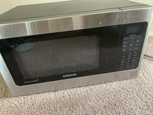Samsung countertop microwave for Sale in Anchorage, AK