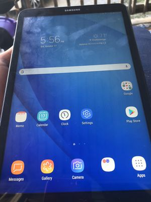 Samsung tablet for Sale in Chattanooga, TN