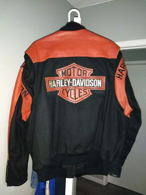 Genuine Harley Davidson leather jacket. XL for Sale in Columbus, OH