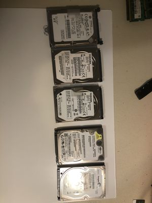 Laptop Hard Drives for Sale in Woodburn, OR