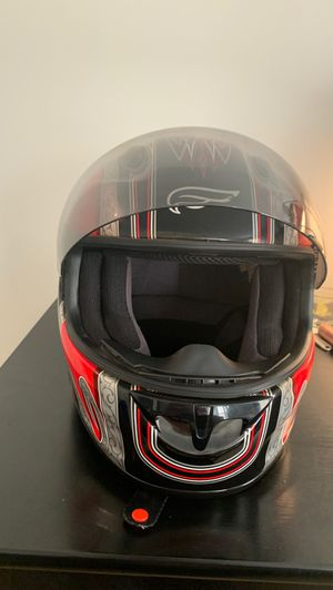 Fulmer motorcycle helmet size large for Sale in Jackson Township, NJ