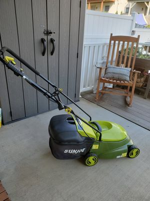 $120 electric mower corded (NOT cordless) for Sale in Mechanicsburg, PA