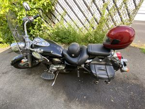 2002 Honda shadow (American Classic Edition) for Sale in Elmira, NY